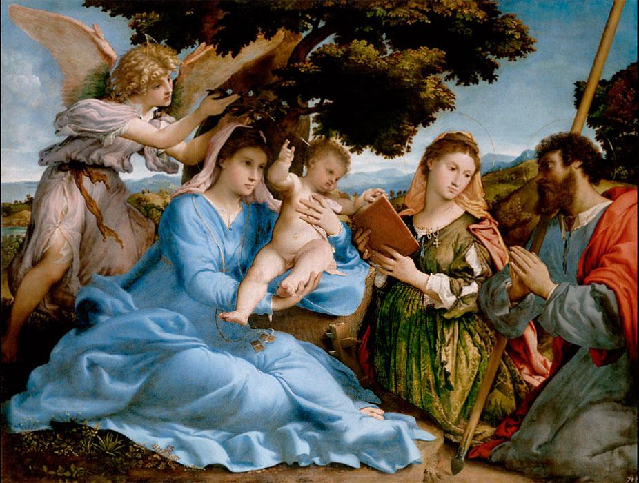27 февраля 19:00. Искусство Возрождения в Италии.