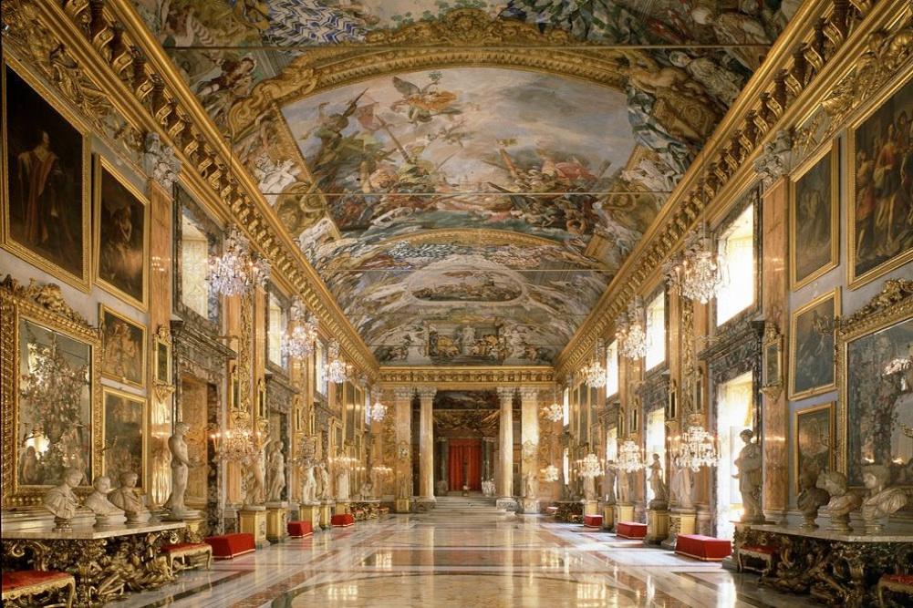 28 марта 19:00. Искусство итальянского барокко.