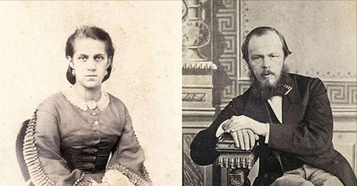 13 ноября 19:00. Больше российской словесности так никогда не везло. Достоевский и Анна Григорьевна Сниткина.