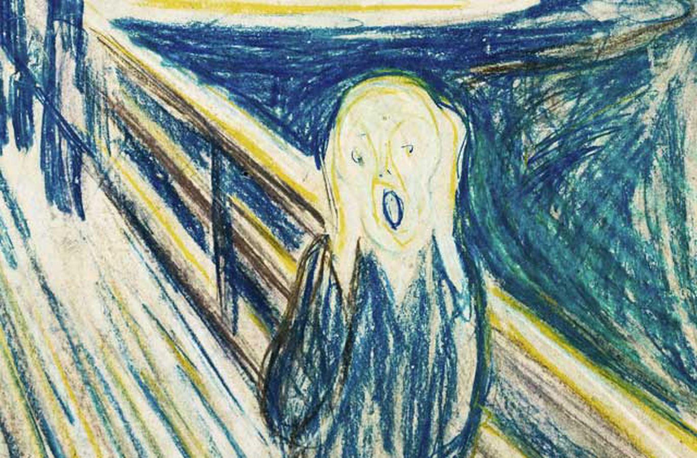 1 апреля 19:00. Эдвард Мунк и краткая история криков в искусстве ХХ века